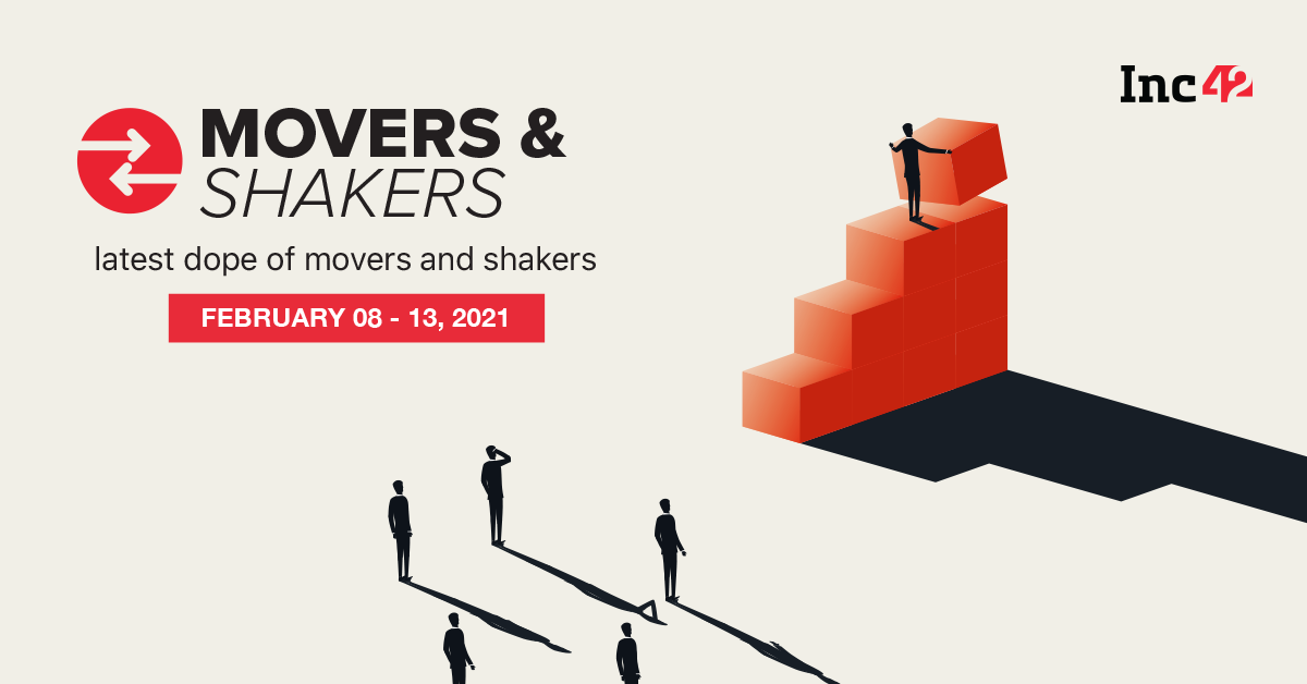Movers And Shakers Of The Week [February 8