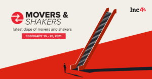 Movers And Shakers Of The Week [February 15