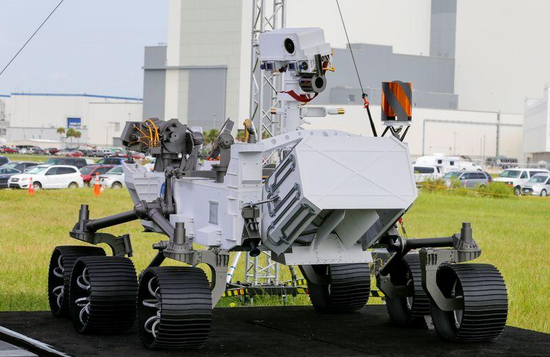 NASA's astrobiology rover Perseverance makes historic Mars landing- Technology News, FP