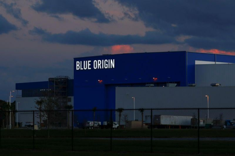 Blue Origin delays New Glenn rocket launch to 2022- Technology News, FP