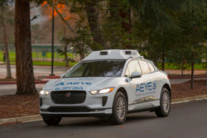 AEye becomes latest lidar company to go public via SPAC – TechCrunch
