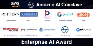Meet the winners of the Amazon AI Conclave 2021 Enterprise AI Awards