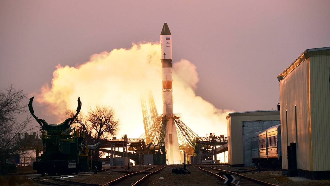 Russian spacecraft launches to the ISS carrying research, astronaut supplies- Technology News, FP