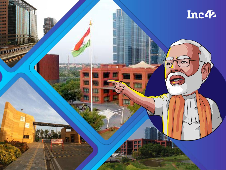 Will A Mint-Fresh Fintech Hub Boost GIFT City, PM Modi's Dream Project?