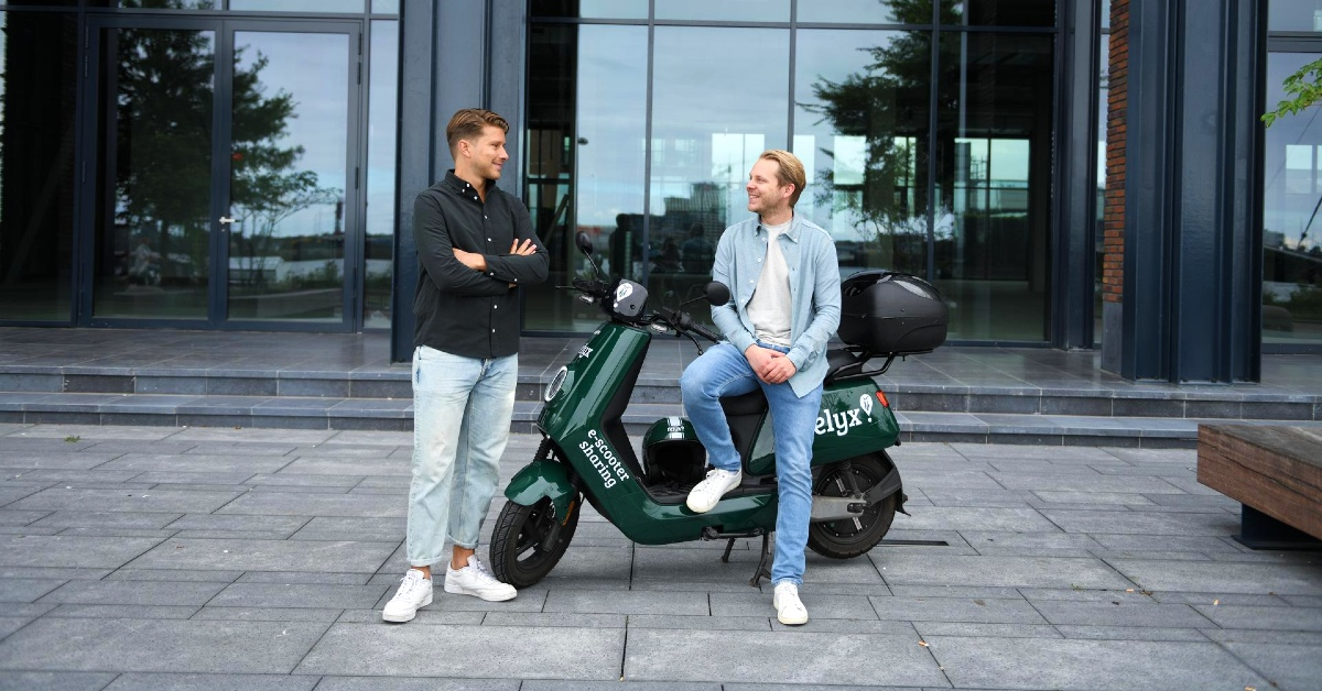 Amsterdam's e-scooter sharing startup Felyx secures €24M funding: Everything you need to know