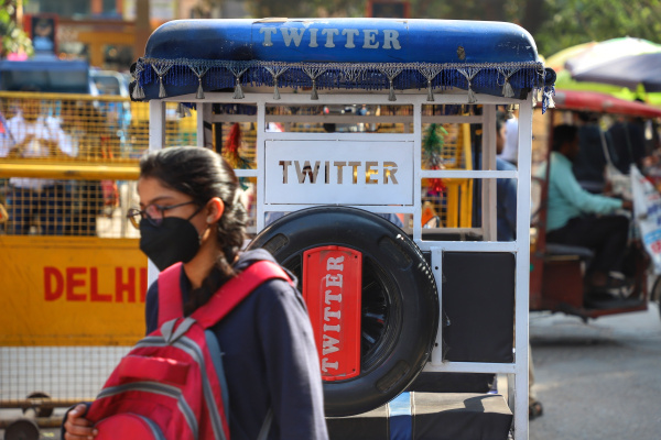 India warns Twitter over lifting block on accounts and noncompliance of order – TC