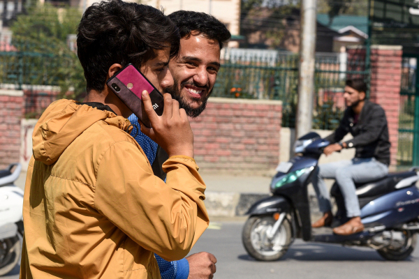 India is restoring 4G internet in Jammu and Kashmir after 18 months – TC