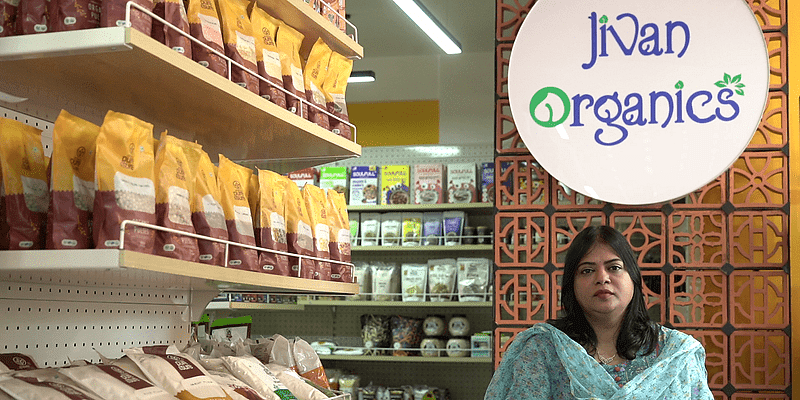How Saritha SS is nurturing a healthy future with her organic food range