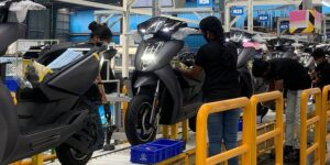 EV startup Ather Energy unveils 123K sq ft Hosur factory, aims to invest Rs 635 Cr over 5 years