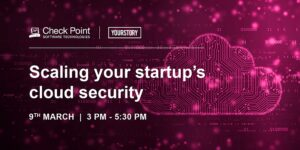 Looking to scale your startup's cloud security? Check Point's virtual workshop is a must-attend