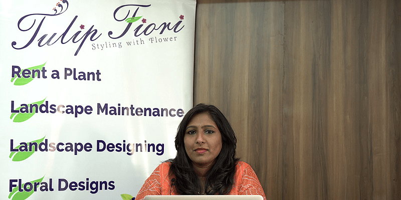 How Sandhya Yadav led Tulip Fiori to bloom into a successful business