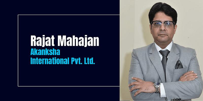 Rajat Mahajan's advice to future entrepreneurs