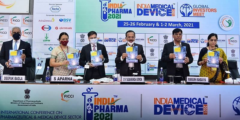 India is poised to be the one-stop solution for health, says Piyush Goyal