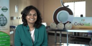For Swetha Sandesh, it's all about giving back to the nation