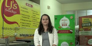 After building LJs Snackys as a leading corporate catering brand in Bengaluru, Anushka Jaisinghani is venturin