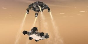 NASA's Perseverance rover successfully lands on the red planet to search for signs of ancient