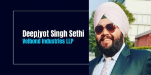 A diehard marketeer, Deepjyot Singh Sethi believes the impossible is achievable if we truly aspire towards it