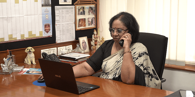 How Bharathi Kamath built a multi-crore facilities management firm