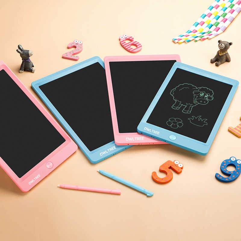 LCD Writing pads for 3-year-olds- Technology News, FP