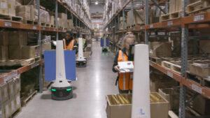 Locus Robotics has raised a $150M Series E – TechCrunch