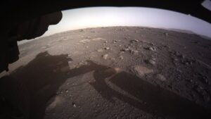 NASA releases new images of Mars taken by Perseverance rover's hazcam- Technology News, FP