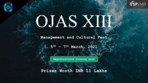 OJAS – SPJIMR's Management Fest