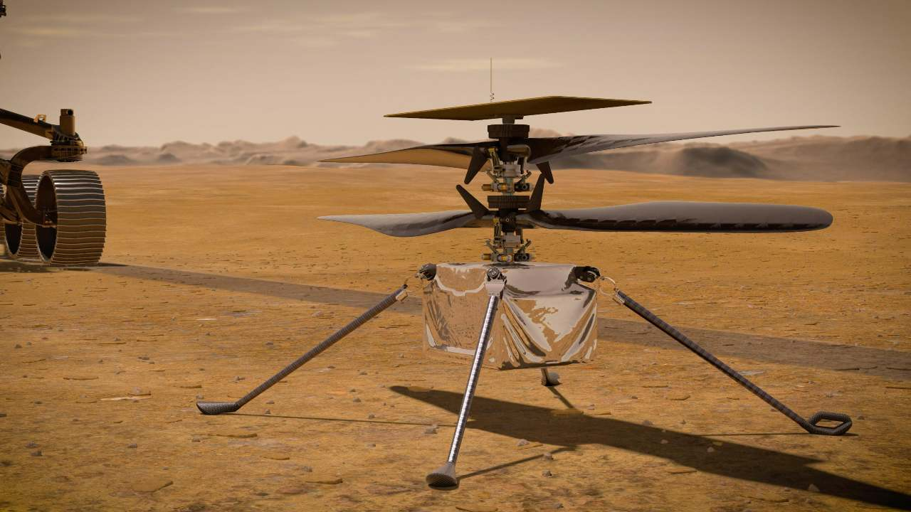 NASA hopes that Ingenuity helicopter takes flight on Mars by early April- Technology News, FP