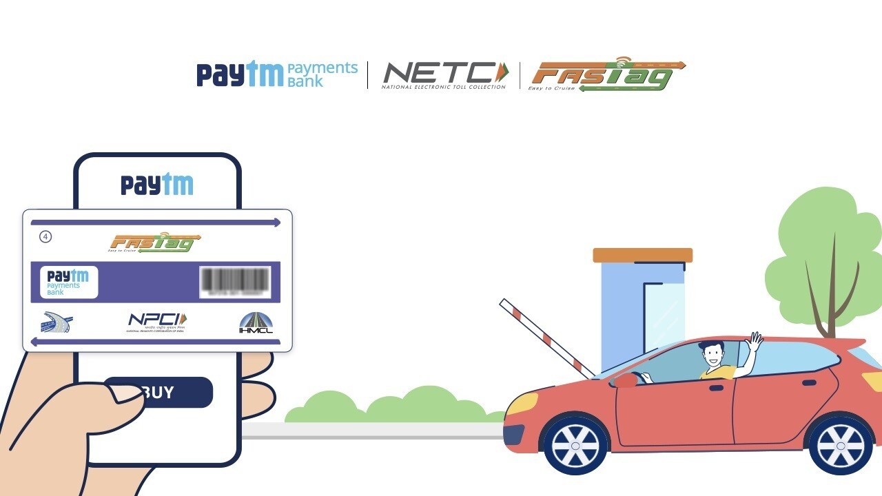 Paytm helps 2.5 lakh FASTag users with fast redressal mechanism to get a refund for wrong toll charges- Technology News, FP