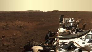 NASA shares stunning 360-degree panorama of Perseverance Mars rover's landing site- Technology News, FP