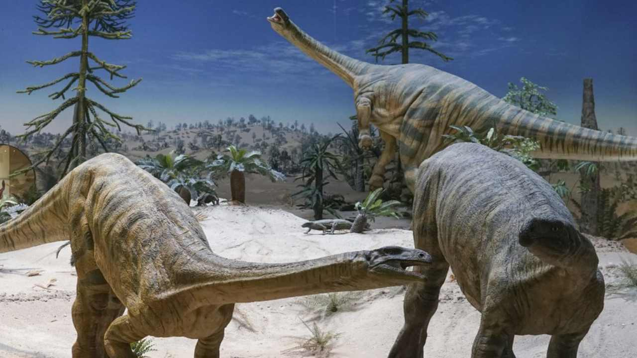 Dinosaur migration was partly delayed by climate, herbivores took longer to traverse North: Study- Technology News, FP