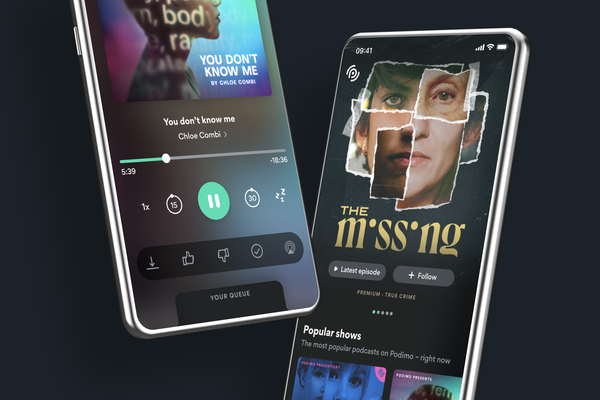 Podimo, the podcast and short form audio subscription service, picks up €11.2M in new funding – TechCrunch
