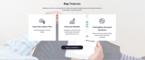 Bestauction.com uses reverse auctions to make the procurement process easier