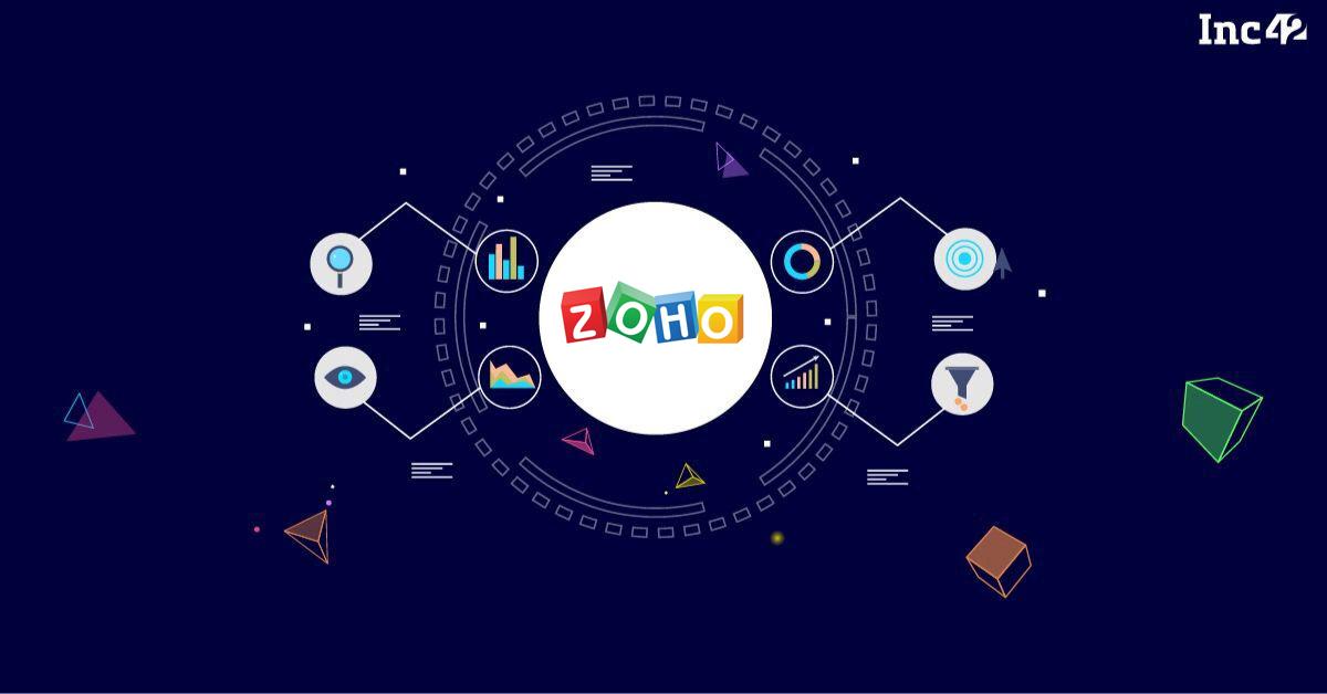 Zoho's Profit Streak Continues As FY20 Revenue Crosses INR 4300 Cr