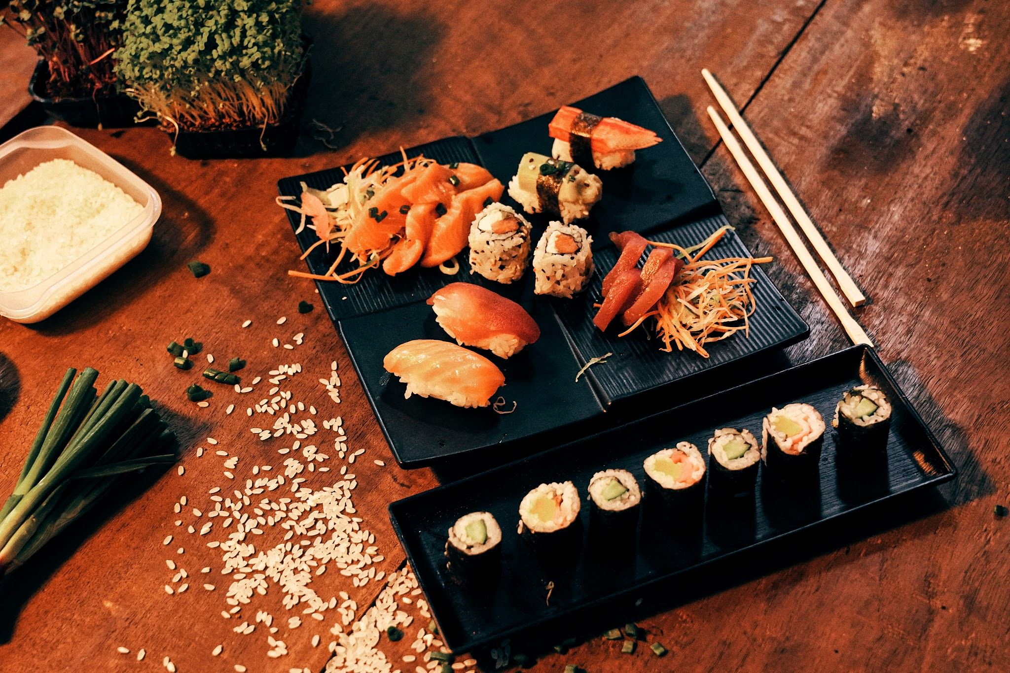 Amid COVID-19, this sushi startup increased its business by building stronger bonds with customers