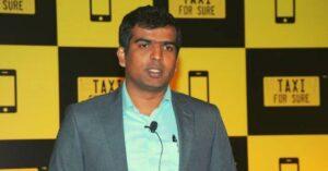 TaxiForSure Cofounder's Next Startup Zolve Raises $15 Mn