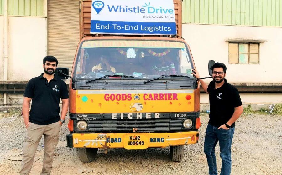 WhistleDrive -Transforming The Way Urban Cities Move!