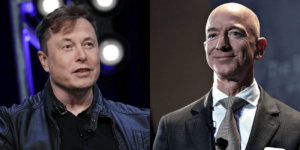 Elon Musk no longer the richest person as Tesla shares fall 2.4 pc; Jeff Bezos back on top