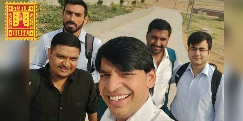 [Startup Bharat] How this Jharkhand-based IIM graduate is helping grassroot level political leaders with his d