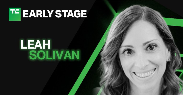 Join Fuel Capital's Leah Solivan at TC Early Stage and hear how to avoid early founder mistakes – TechCrunch