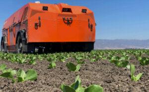 FarmWise plans to add autonomous crop dusting to its suite of robotic services – TechCrunch