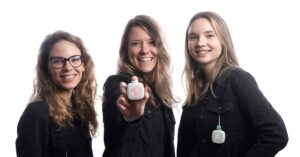 This all-female founded startup bridges gender divide in coding with its wearable device; raises €250K