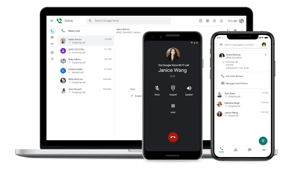How Does Google Voice Work?