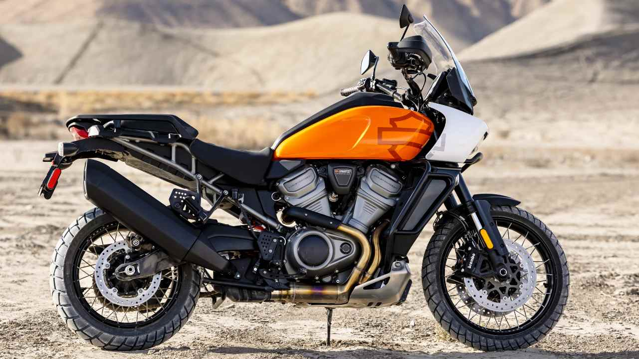 Harley-Davidson Pan America 1250 adventure-tourer revealed in full; set for India launch in 2021- Technology News, FP