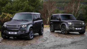 Land Rover Defender gains a 5.0-litre, 525hp V8 engine, new top-spec XS Edition joins the range- Technology News, FP