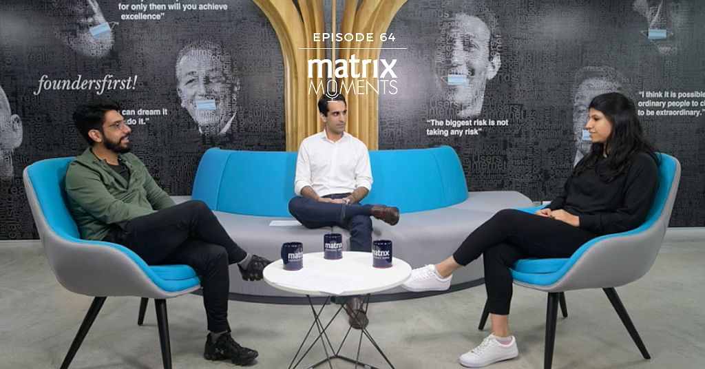 [Matrix Moments] Why OZiva founders felt the need to start a plant-based nutrition startup in India