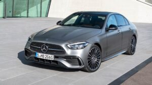 All-new Mercedes-Benz C-class makes world premiere, follows in the S-class' footsteps- Technology News, FP
