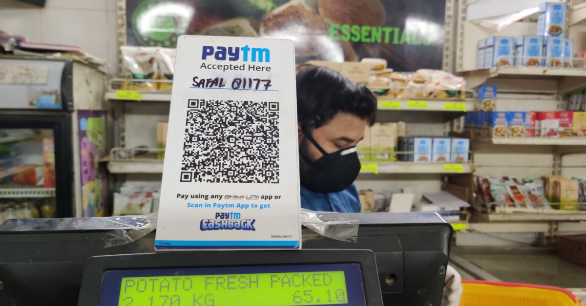 Paytm Records 1.2 Bn Monthly Transactions, 15% Monthly Growth