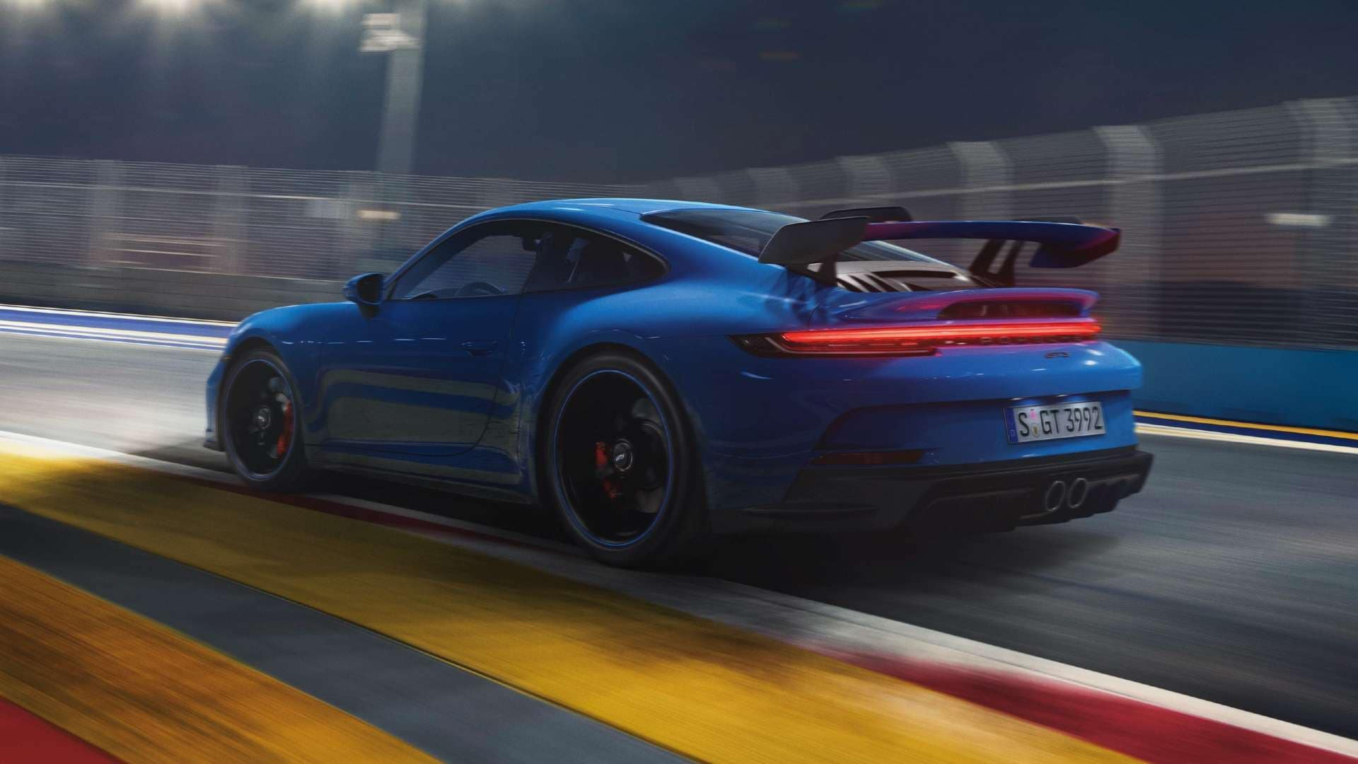 All-new Porsche 911 GT3 debuts with race car-derived 510hp flat-six engine, swan-neck rear wing- Technology News, FP