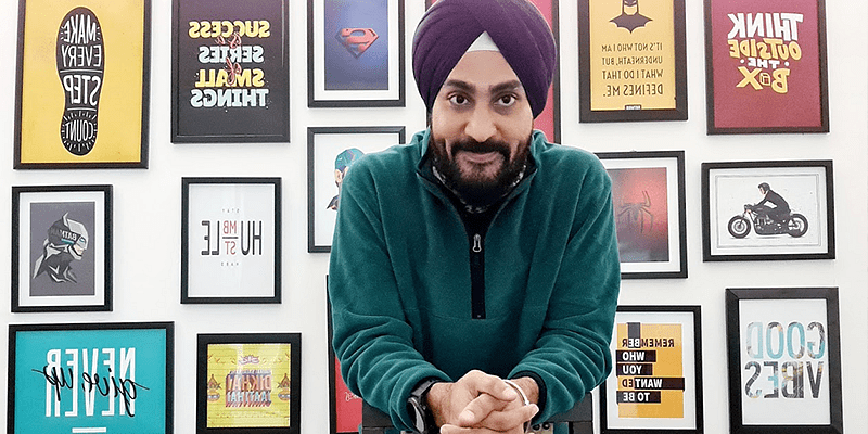 Joining a startup at 17, how this Delhi boy rose in the ranks to live his dreams