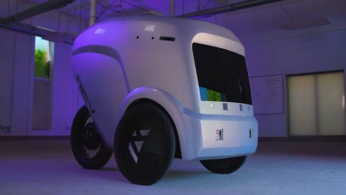 Last-mile delivery robotics company Refraction AI raises $4.2M – TechCrunch